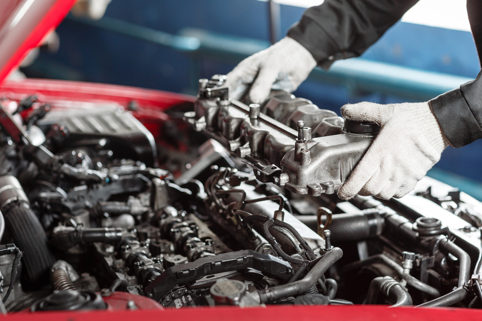What Does a Diesel Mechanic Do?