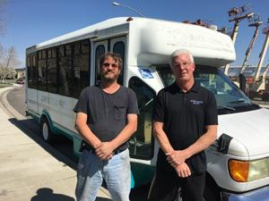 Dorin Ott and Bob Harvey | Auto & Fleet Mechanic