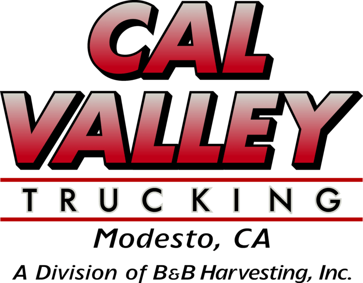 cal valley trucking logo