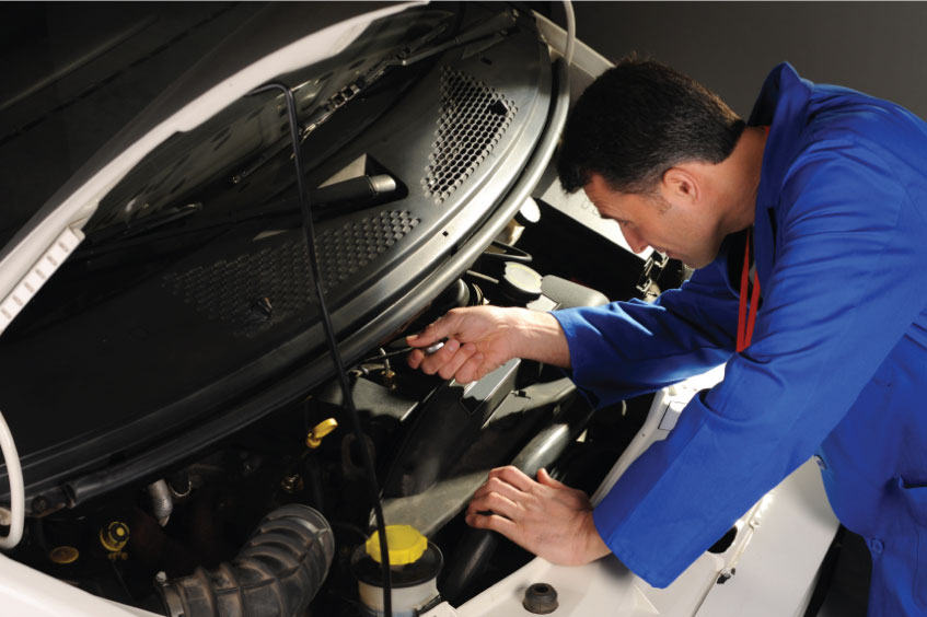 how do you know when engine repair is needed