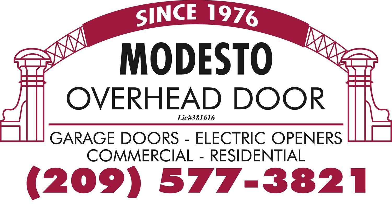modesto overhead doors